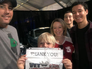 Nicholas attended Barrett Jackson - the Worlds Greatest Collector Car Auctions - 1 Ticket Equals 2 - Sunday on Jan 14th 2018 via VetTix