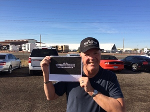 Click To Read More Feedback from Barrett Jackson - the Worlds Greatest Collector Car Auctions - 1 Ticket Equals 2 - Monday