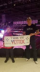 sean attended New Jersey Devils vs. Nashville Predators - NHL on Jan 25th 2018 via VetTix