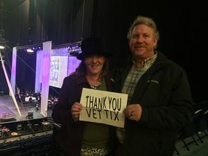 John attended Cirque Holiday Musica Presents Believe on Dec 20th 2017 via VetTix