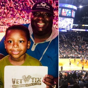 John Graves attended Phoenix Suns vs. Memphis Grizzlies - NBA on Dec 21st 2017 via VetTix