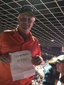 Alan attended Phoenix Suns vs. Memphis Grizzlies - NBA on Dec 21st 2017 via VetTix