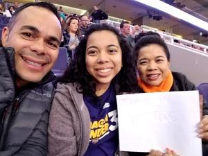 edgar attended Phoenix Suns vs. Memphis Grizzlies - NBA on Dec 21st 2017 via VetTix