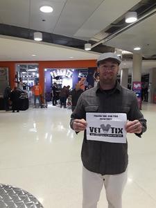 TJ attended Phoenix Suns vs. Memphis Grizzlies - NBA on Dec 21st 2017 via VetTix