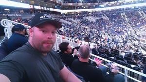 John attended Phoenix Suns vs. Memphis Grizzlies - NBA on Dec 21st 2017 via VetTix