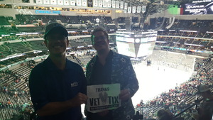 STEPHEN attended Dallas Stars vs. Washington Capitals - NHL on Dec 19th 2017 via VetTix