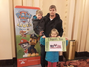 Click To Read More Feedback from Paw Patrol Live! Race to the Rescue - Presented by Vstar Entertainment