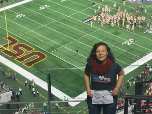 Click To Read More Feedback from Goodyear Cotton Bowl Classic - USC Trojans vs. Ohio State Buckeyes - NCAA Football