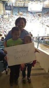 Click To Read More Feedback from University of North Carolina vs. University of Louisville - NCAA Women's Basketball