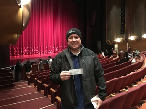 Kyle attended The Nutcracker - Presented by Symphony Silicon Valley on Dec 24th 2017 via VetTix