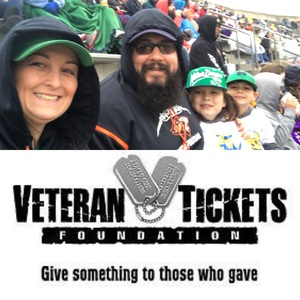 Victor attended Citrus Bowl Presented by Overton's - Notre Dame Fighting Irish vs. LSU Tigers - NCAA Football on Jan 1st 2018 via VetTix