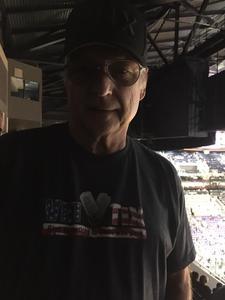 William attended Phoenix Suns vs. Philadelphia 76ers - NBA on Dec 31st 2017 via VetTix