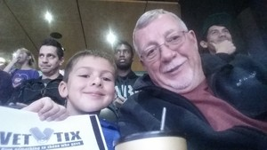 Ronald attended Phoenix Suns vs. Atlanta Hawks - NBA on Jan 2nd 2018 via VetTix
