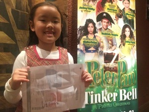 Christopher attended Peter Pan and Tinker Bell: a Pirate's Christmas on Dec 24th 2017 via VetTix