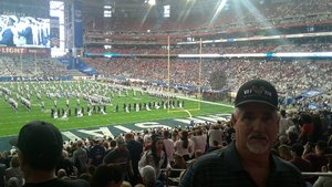 Joshua attended Playstation Fiesta Bowl - Washington Huskies vs. Penn State Nittany Lions - NCAA Football on Dec 30th 2017 via VetTix