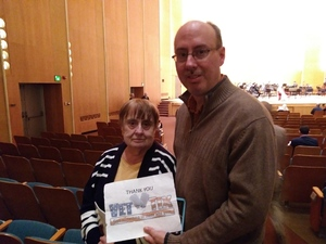Michael attended Mozart's Operatic Favorites - Presented by the Buffalo Philharmonic on Jan 28th 2018 via VetTix