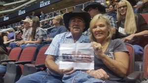 HOWARD attended PBR Built Ford Tough Series vs. PBR Professional Bull Riders - Friday on Mar 23rd 2018 via VetTix