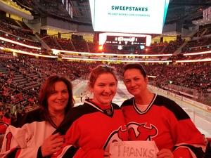 Robert attended New Jersey Devils vs. Calgary Flames - NHL on Feb 8th 2018 via VetTix