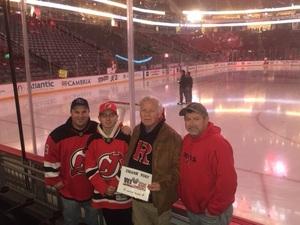 Bob attended New Jersey Devils vs. Calgary Flames - NHL on Feb 8th 2018 via VetTix
