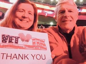 Ronald attended New Jersey Devils vs. Calgary Flames - NHL on Feb 8th 2018 via VetTix