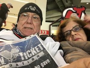 Gary attended New Jersey Devils vs. Calgary Flames - NHL on Feb 8th 2018 via VetTix