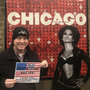 Click To Read More Feedback from Chicago the Musical - Saturday