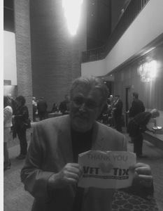 david attended New Years Eve Celebration With Phoenix Symphony on Dec 31st 2017 via VetTix