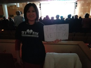 Ronald attended New Years Eve Celebration With Phoenix Symphony on Dec 31st 2017 via VetTix