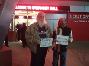 Timothy attended New Years Eve Celebration With Phoenix Symphony on Dec 31st 2017 via VetTix
