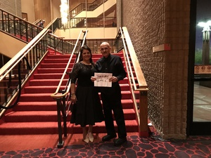 RoseAnne Marquez attended New Years Eve Celebration With Phoenix Symphony on Dec 31st 2017 via VetTix