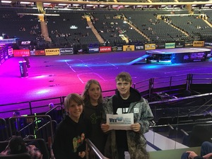 Click To Read More Feedback from PBR Monster Energy Buck Off at the Garden - Friday Only