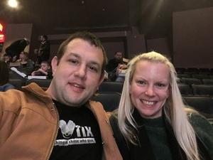Todd attended PBR Monster Energy Buck Off at the Garden - Saturday Only on Jan 6th 2018 via VetTix