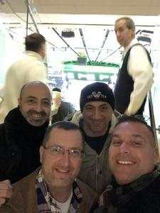 Michael attended PBR Monster Energy Buck Off at the Garden - Saturday Only on Jan 6th 2018 via VetTix