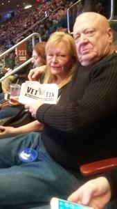 Douglas attended PBR Monster Energy Buck Off at the Garden - Saturday Only on Jan 6th 2018 via VetTix