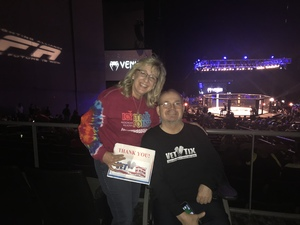 Bradley attended Lfa 31 - Moffett vs. Le - Live Mixed Martial Arts - Presented by Legacy Fighting Alliance on Jan 19th 2018 via VetTix