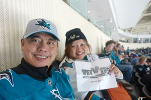 Click To Read More Feedback from San Jose Sharks vs. Dallas Stars - NHL