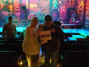 Paul attended Red Roses, Green Gold - Tuesday on Jan 9th 2018 via VetTix