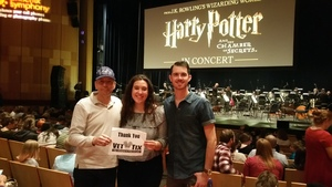 Click To Read More Feedback from Harry Potter and the Chamber of Secrets in Concert - Saturday Matinee