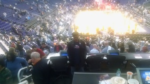 Vernon attended Phoenix Suns vs. Houston Rockets - NBA on Jan 12th 2018 via VetTix