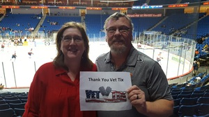 Click To Read More Feedback from Tulsa Oilers vs. Allen Americans - ECHL