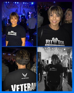 Tisa attended Quiet Riot on Feb 9th 2018 via VetTix