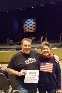 DJ attended The Hillbenders Present the Who's Tommy - a Bluegrass Opry on Jan 20th 2018 via VetTix