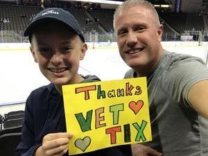 Paul attended Jacksonville Icemen vs. Greenville Swamp Rabbits - ECHL on Jan 27th 2018 via VetTix