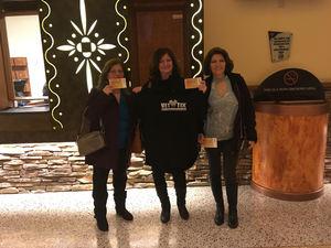 nicholas attended Walk the Moon - Press Restart Tour on Jan 20th 2018 via VetTix