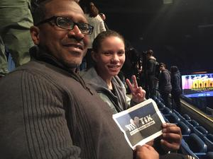 Douglas attended Walk the Moon - Press Restart Tour on Jan 20th 2018 via VetTix