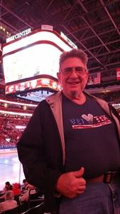 Jeff attended Florida Panthers vs. Calgary Flames - NHL on Jan 12th 2018 via VetTix