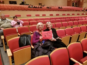 Craig attended Brahms First Symphony - Friday on Jan 12th 2018 via VetTix