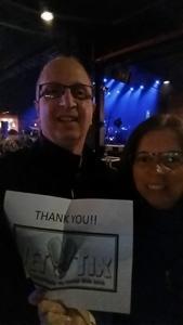 Steve attended Face 2 Face - Billy Joel and Elton John Show on Mar 2nd 2018 via VetTix