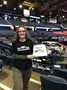Jennifer attended PBR - 25th Anniversary - Unleash the Beast - Tickets Good for Sunday Only. on Jan 14th 2018 via VetTix