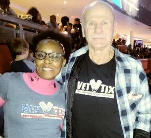 Mark attended Detroit Pistons vs. Memphis Grizzlies - NBA on Feb 1st 2018 via VetTix